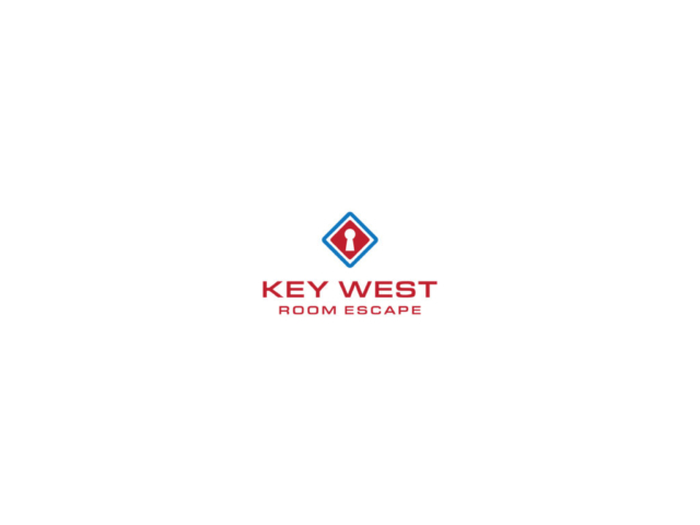 This is a more simple logo for Key West Room Escape